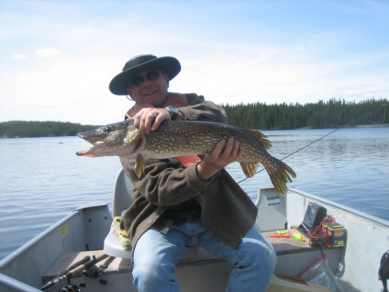 collins family canadian fly in fishing trip canadian fly