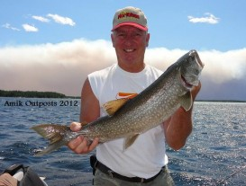 cherrington lake trout
