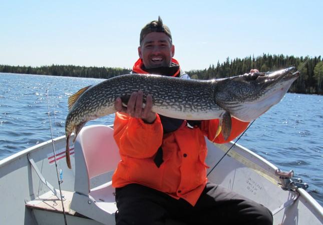 Loree Lake 2012 Trophy Fish